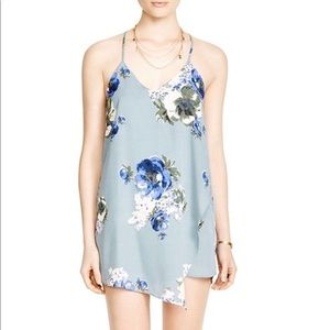 FP Intimately Printed Floral Cascades Slip Dress
